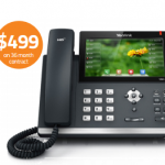 Hosted phone system pricing Executive handset