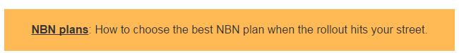 TIO complaints on NBN